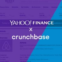 Yahoo Finance Partners With Crunchbase To Offer Info On Private Companies