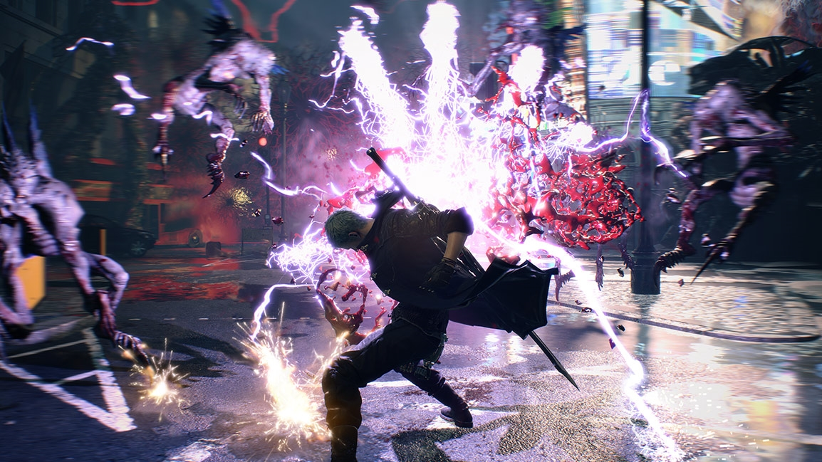 'Devil May Cry 5' hands-on: Fantastically familiar | DeviceDaily.com