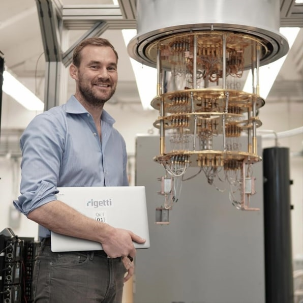 Quantum computing is almost ready for business, startup says | DeviceDaily.com