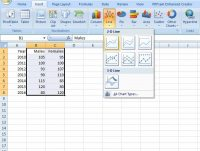 How to Make a Line Graph in Excel [Pictures]