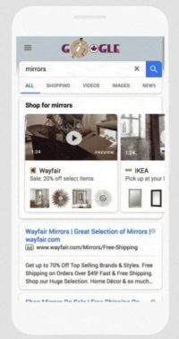 Google debuts Shoppable Image ads, video in Shopping Showcase ads