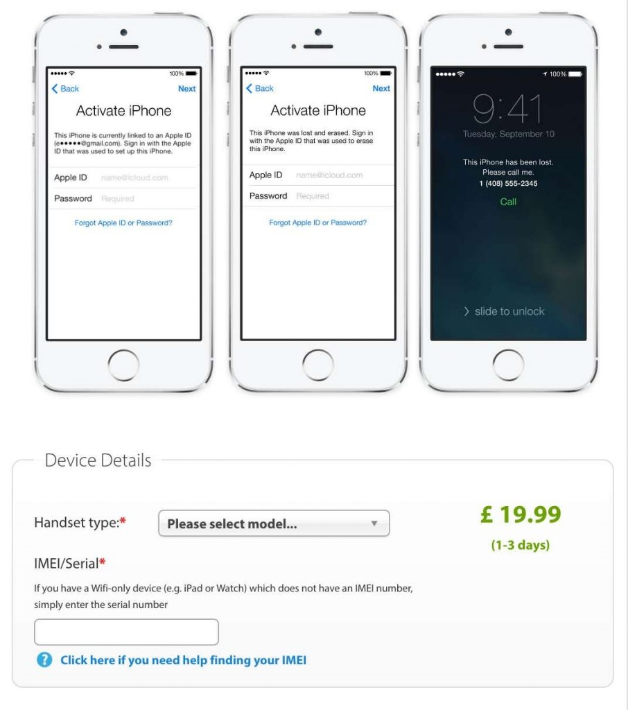 iphone icloud activation lock bypass