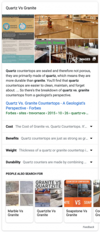 Expandable Featured Snippets Mark Continued Shift in Search