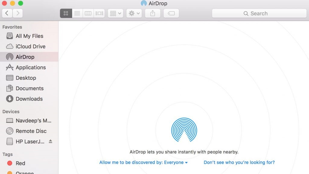 'AirDrop Not Working' on iPhone / iPad? Here's How to Fix it Easily | DeviceDaily.com