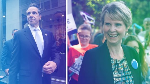 Cynthia Nixon did not come very close to unseating Andrew Cuomo