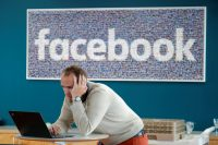 Former Facebook moderator sues over mental trauma