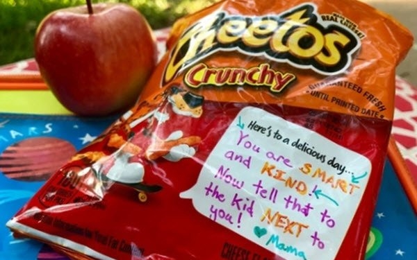 Frito-Lay Promo Combines On-Pack Personal Notes, Alexa Skill, Sweeps | DeviceDaily.com