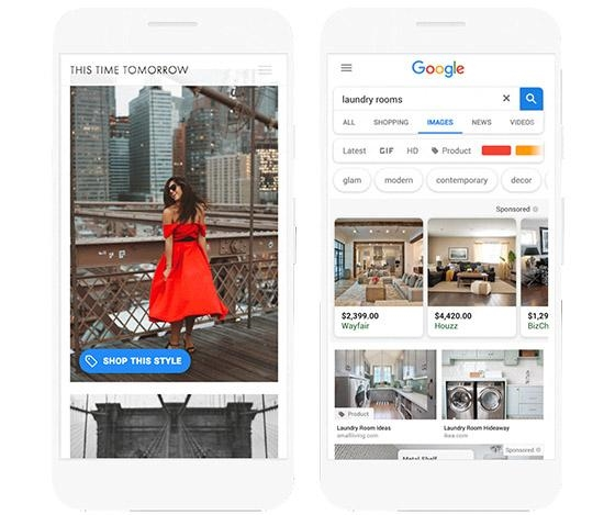 Google Rolls Out Video Ads in Showcase Shopping And Shoppable Image Ads | DeviceDaily.com