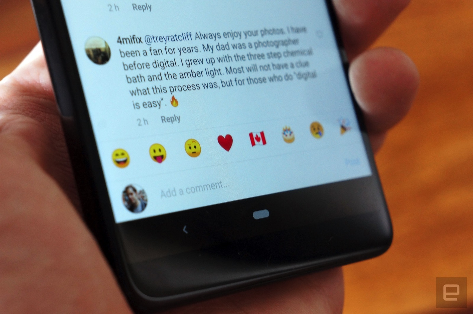 Instagram's emoji shortcuts help you comment in record time | DeviceDaily.com