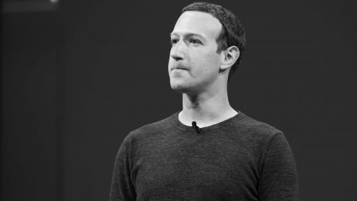 "Mark Zuckerberg: Protecting democracy is ""an arms race"""