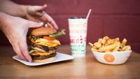 More proof that the future of fast food is meat-free
