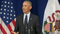 """Obama on Fox News: I complained but never called them """"enemy of the people"""""""