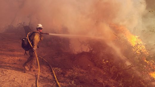 Verizon throttled California fire department data during wildfires