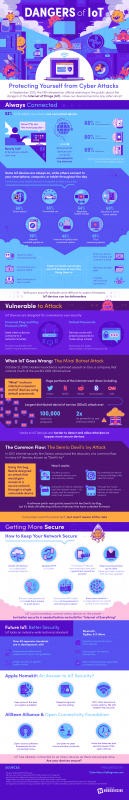 Why Have IoT Security Warnings Gone Unheeded? [Infographic]