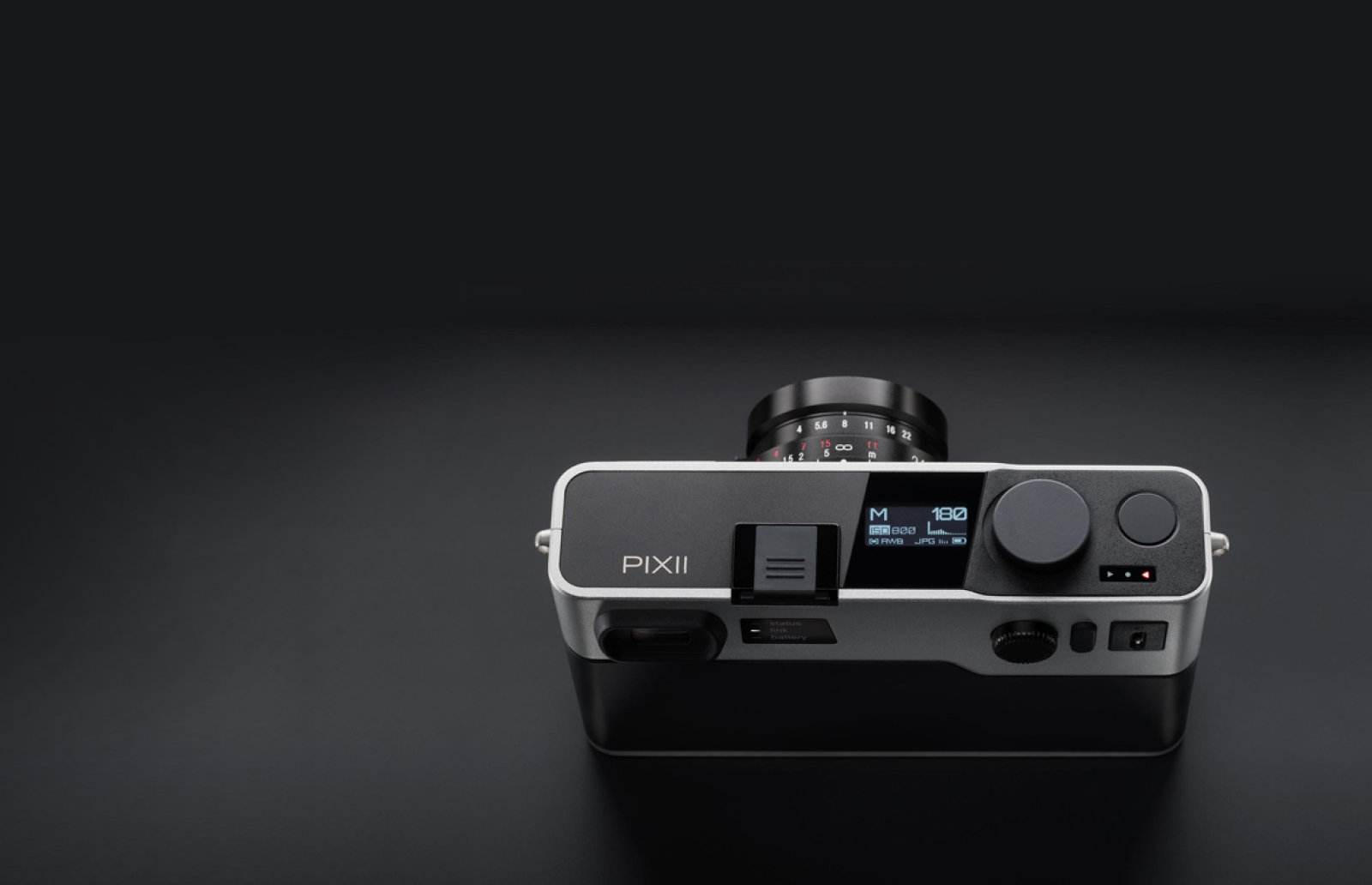 Pixii is a smartphone-centric rangefinder camera with a Leica mount | DeviceDaily.com