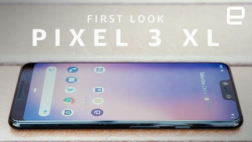 Pixel 3, Pixel 3 XL pictures leak for what might be the last time
