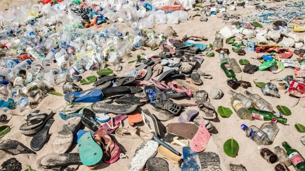How Ikea and HP want to help keep plastic out of the ocean: make stuff from it | DeviceDaily.com