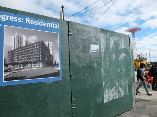 Six years after Sandy, a rising tide of development puts Coney Island at risk | DeviceDaily.com