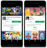 Google Play Adds Developer Features
