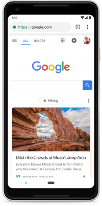 So Long, Google Feed; Hello, Google Discover