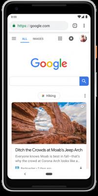 So Long, Google Feed; Hello, Google Discover