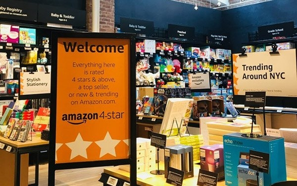 Amazon Uses Online Ratings, Reviews To Sell Products In Physical Store | DeviceDaily.com