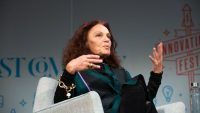 Diane von Furstenberg: I was an icon—now, I'm the oracle