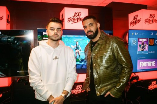 Drake is now co-owner of an esports brand