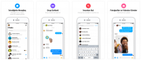 Facebook releases Messenger Lite for iOS in Turkey