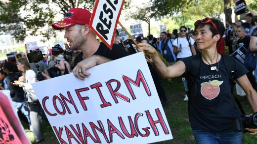 George Soros paying Kavanaugh protesters? That charge swings both ways