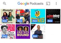 Google Podcasts rolls out Cast support for everyone