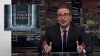 John Oliver urged viewers to stop watching his show, for a good reason