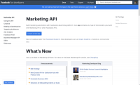 Latest version of Facebook's Marketing API gives details on why ads fail to run