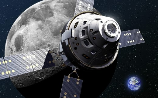 Lockheed Martin wants input on commercial payloads for Orion