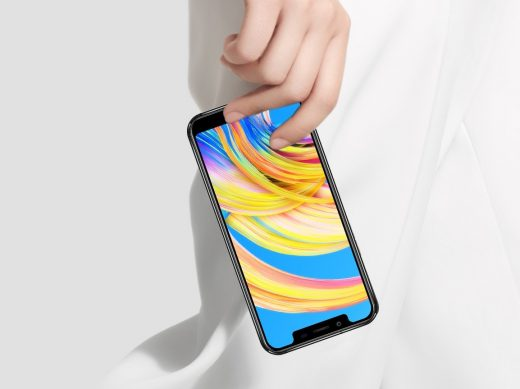 OUKITEL U18 with iPhone X-Like Notch Releasing Next Week