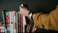 People who grow up with books have better math and digital communication skills