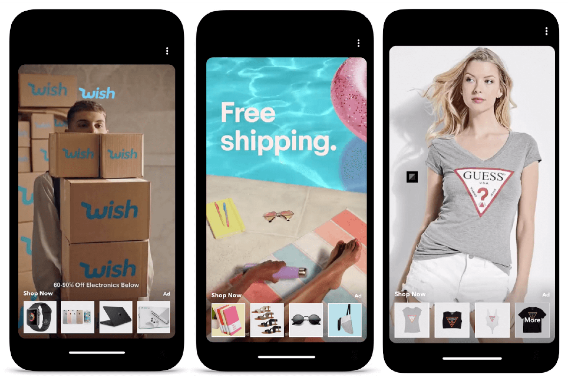 Snapchat launches multiple e-commerce ad options in time for holiday shopping   DeviceDaily.com