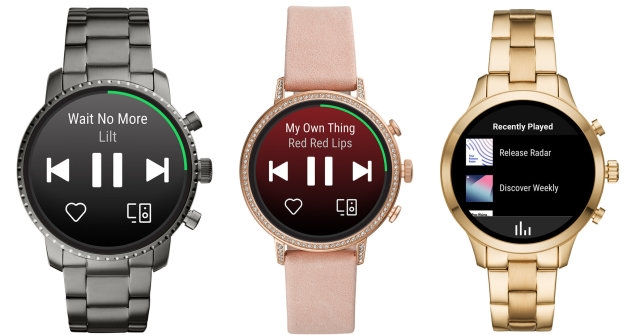 Spotify releases official, and much-needed, app for Google's Wear OS   DeviceDaily.com
