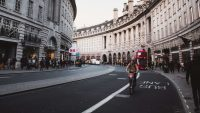 The City of London is kicking cars off half its roads