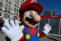 The official 'Super Mario Bros.' encyclopedia is here