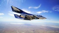 "Virgin Galactic will be in space in ""weeks not months,"" says Branson"