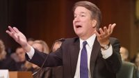 What is a Devil's Triangle? Kavanaugh's testimony inspires real-time Wikipedia edits