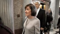 Who will challenge Susan Collins? Crowdfunding site to unseat senator crashes after Kavanaugh speech
