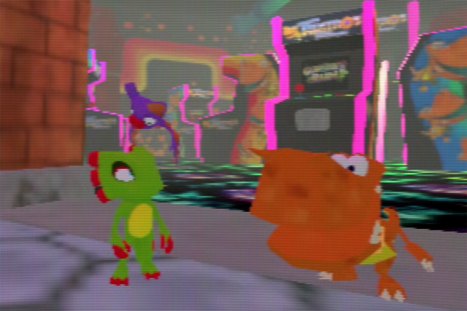 'Yooka-Laylee' in-game filter revives the Nintendo 64 era | DeviceDaily.com