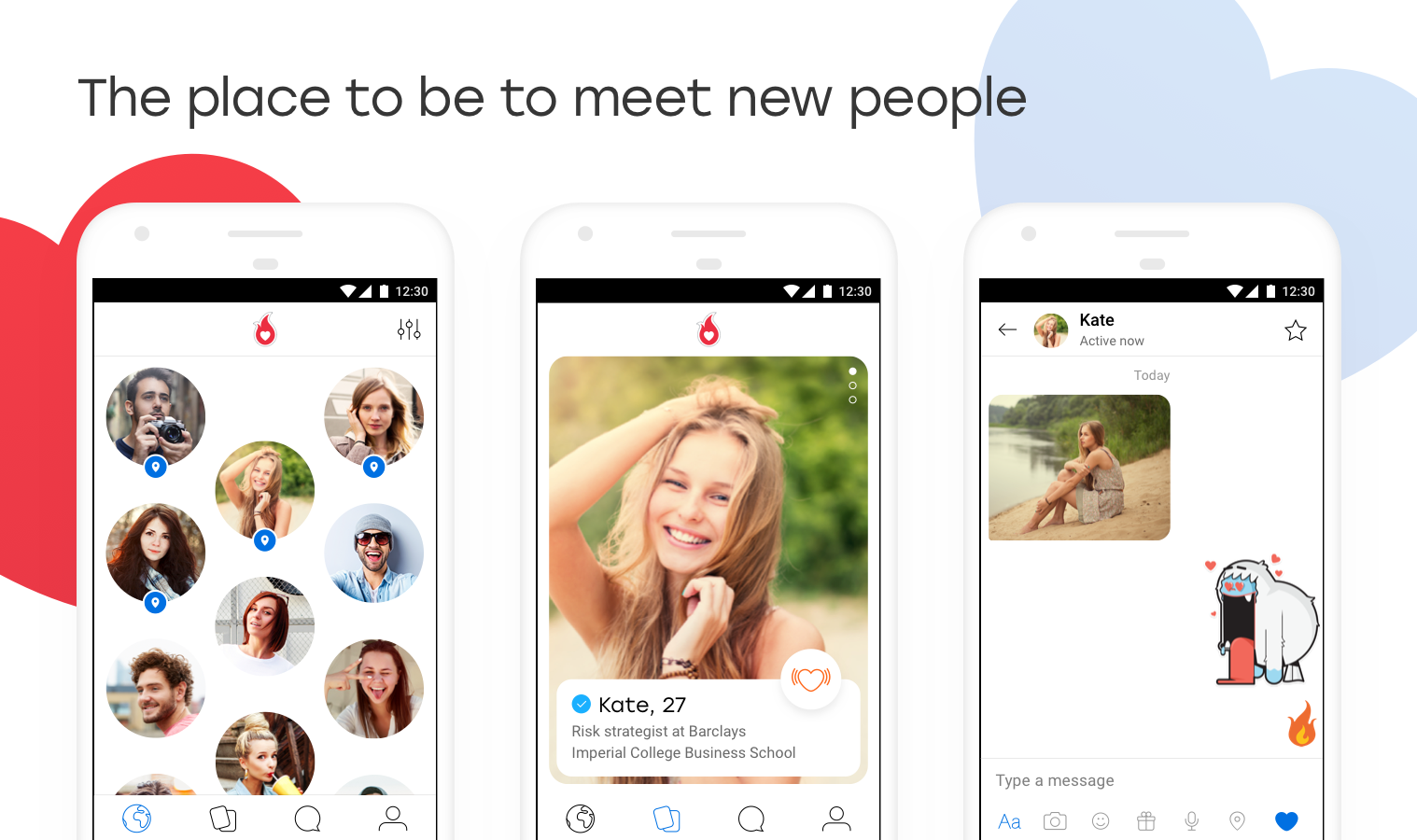 What are some dating app alternatives to Tinder