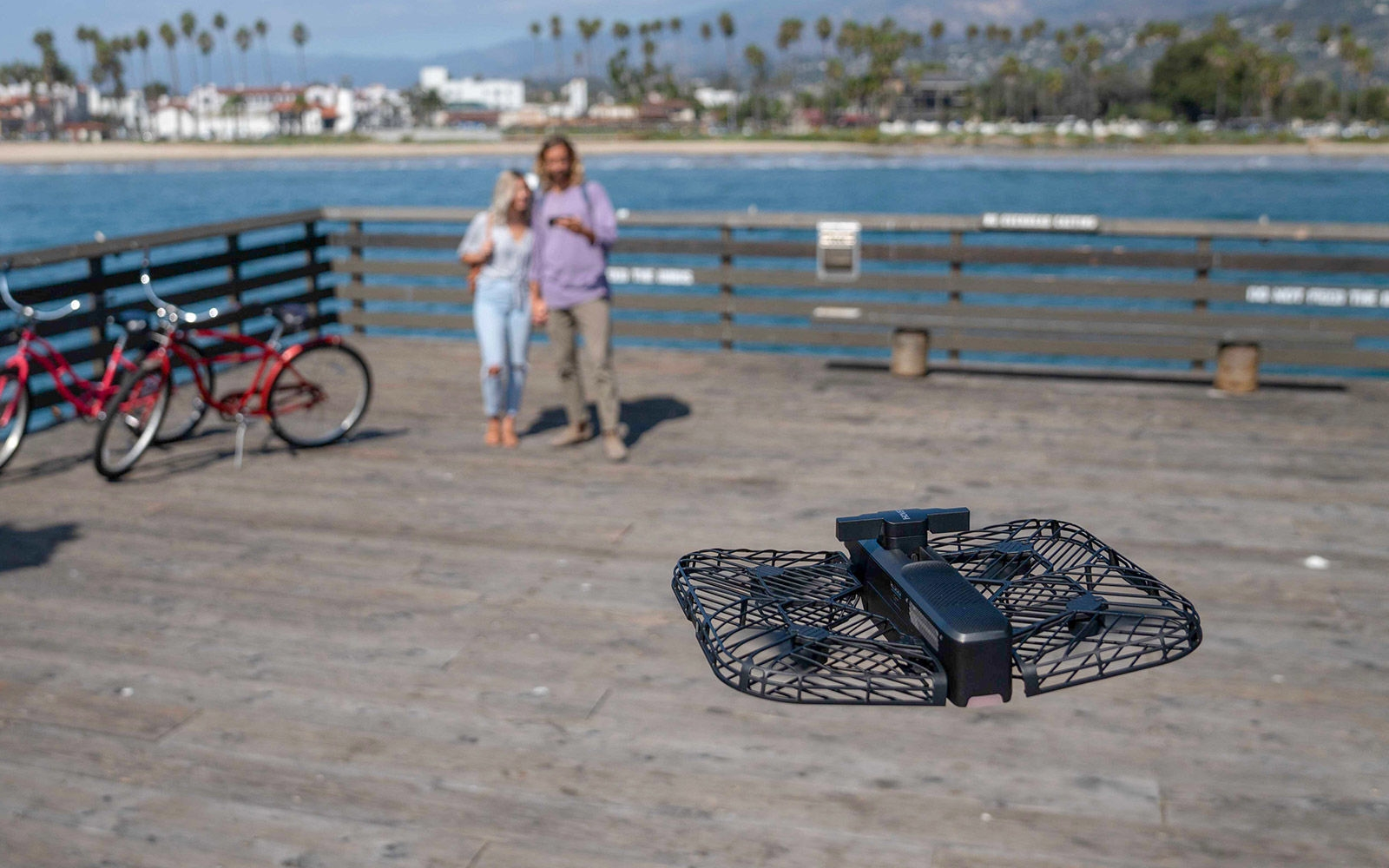 Hover 2 foldable drone can look for obstacles as it flies itself | DeviceDaily.com