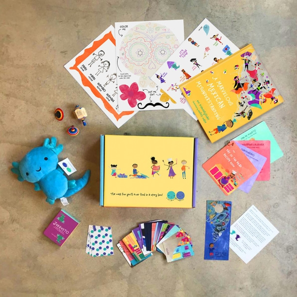 Parents can help fight Otherism with this new box of cultural teaching tools | DeviceDaily.com