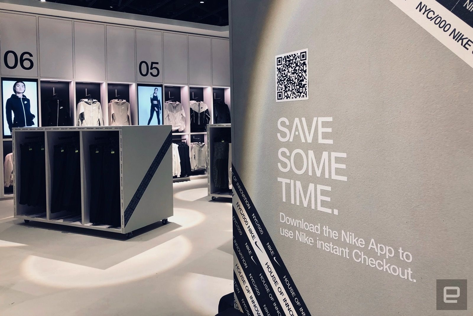 Nike's new NYC flagship store is fueled by its mobile app | DeviceDaily.com