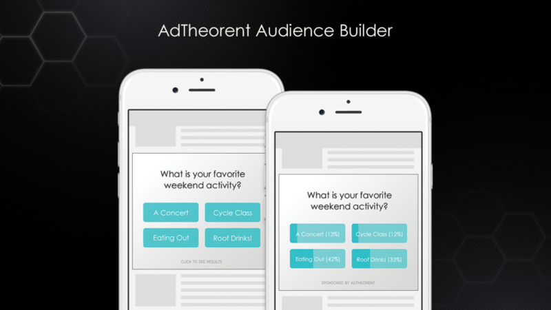 AdTheorent offers polling ad to target ad campaign based on results | DeviceDaily.com
