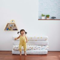 Brooklinen launches kid-sized sheets for all those hip, urban babies